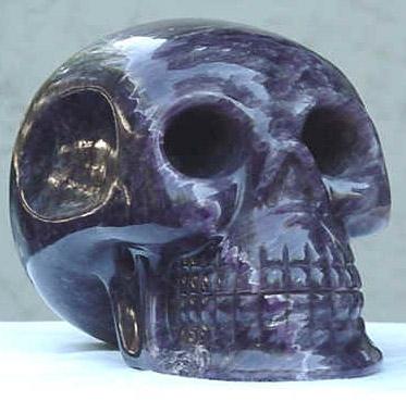 Found new crystal skull Finally, 13th