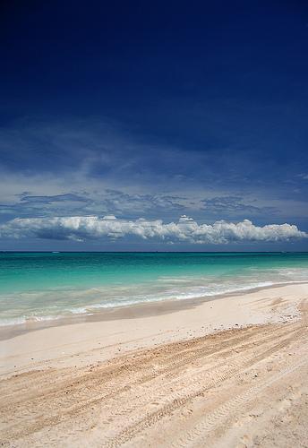 Mayakoba beach