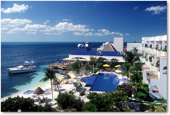 Hotel villa rolandi resort isla mujeres