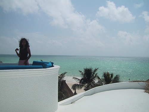 maroma resort sea view